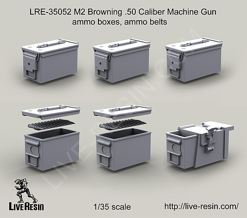 New from Live Resin Lre35052-set