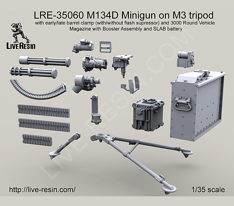 New from Live Resin Lre35060-set