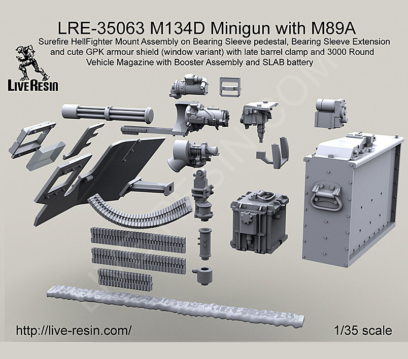 New from Live Resin Lre35063-set