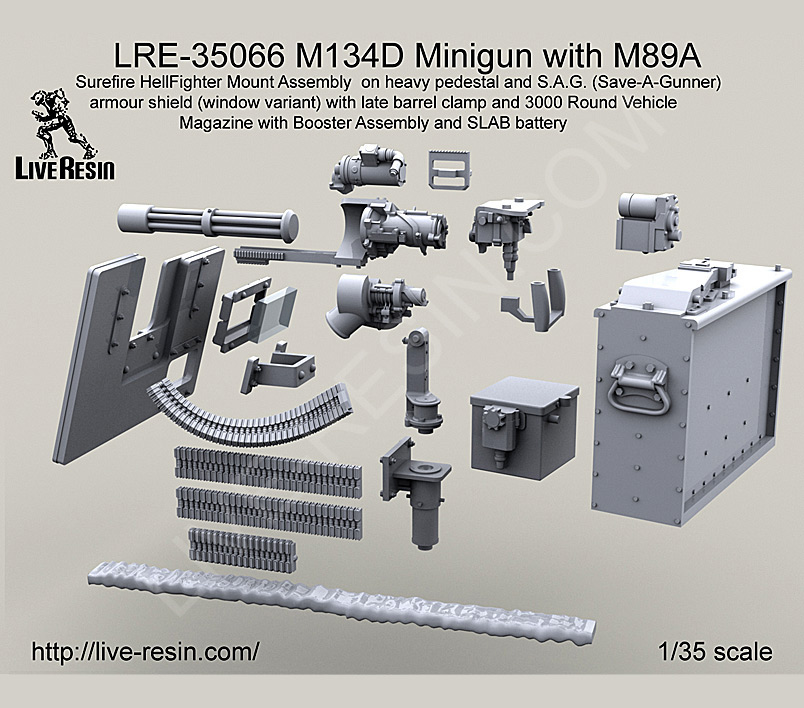 New from Live Resin Lre35066-set