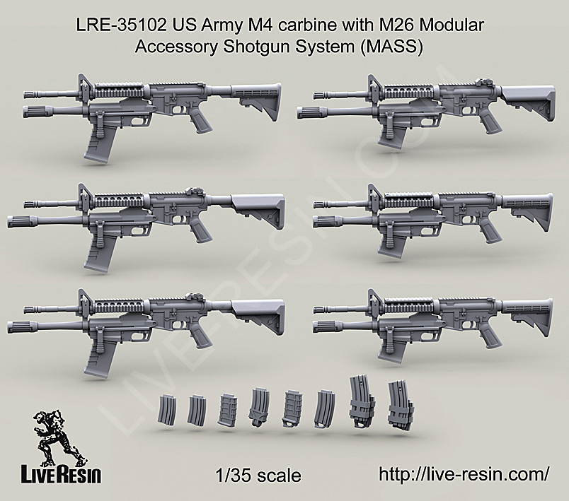 New from Live Resin Lre35102-set
