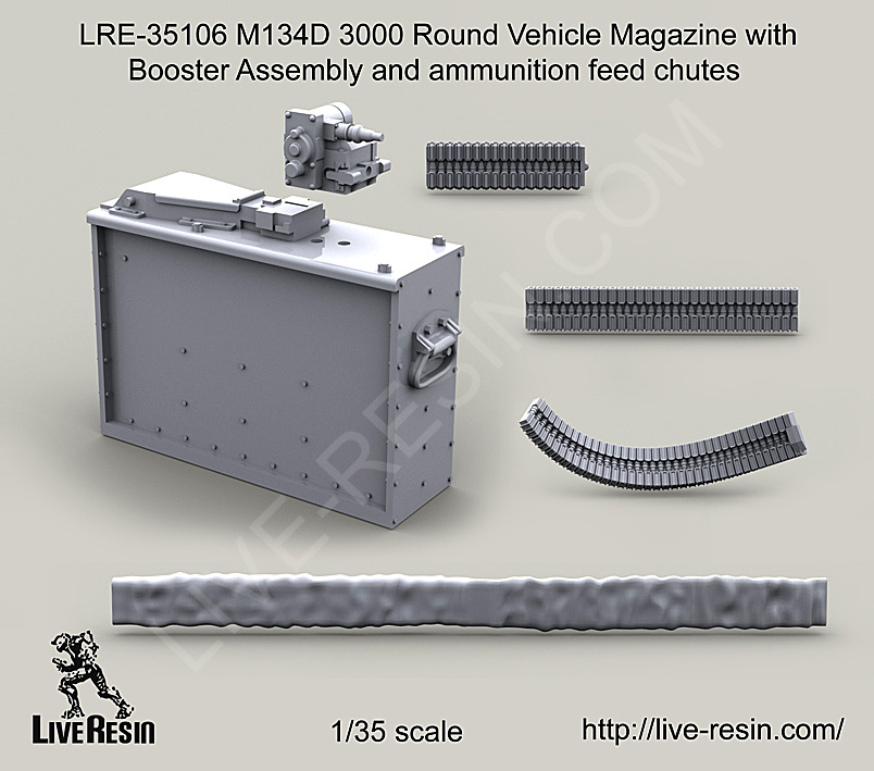New from Live Resin Lre35106-set