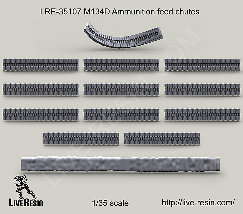 New from Live Resin Lre35107-set