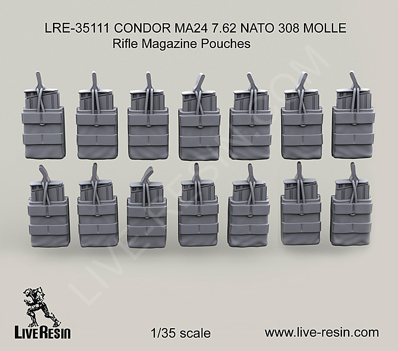 New from Live Resin Lre35111-set