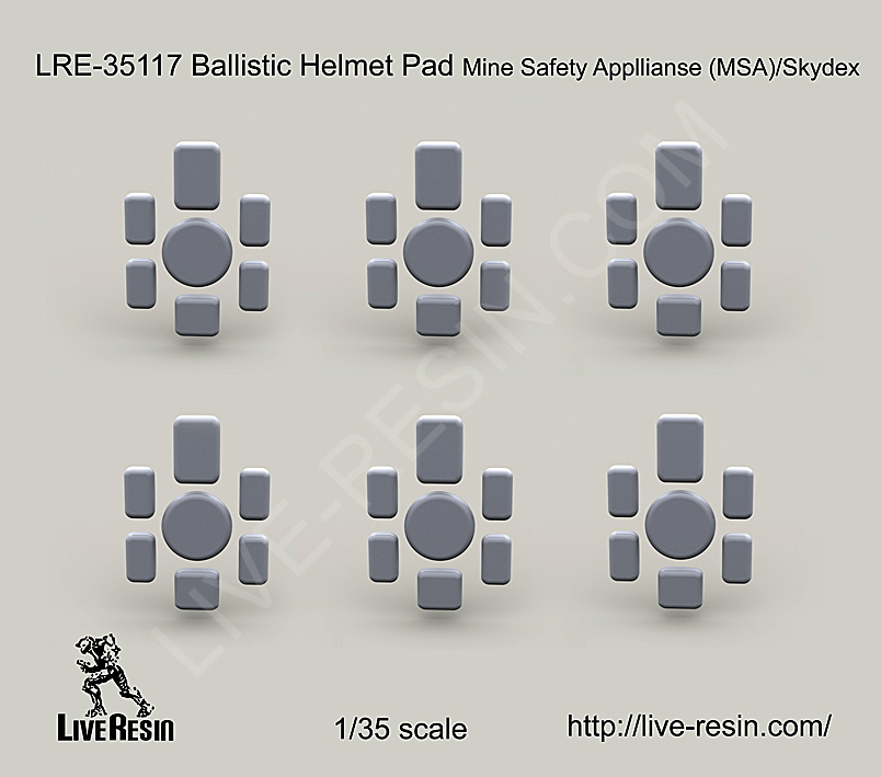 New from Live Resin Lre35117-set