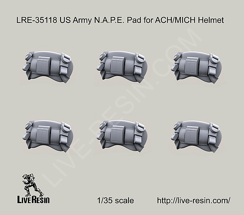 New from Live Resin Lre35118-set