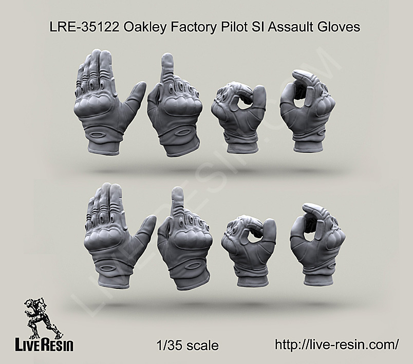 New from Live Resin Lre35122-set