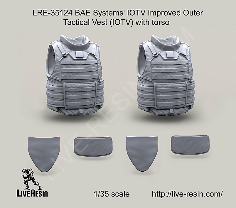 New from Live Resin Lre35124-set